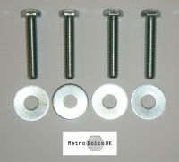 Engine Cross Member Mount Bolts (LONG) -  Mk1 Escort